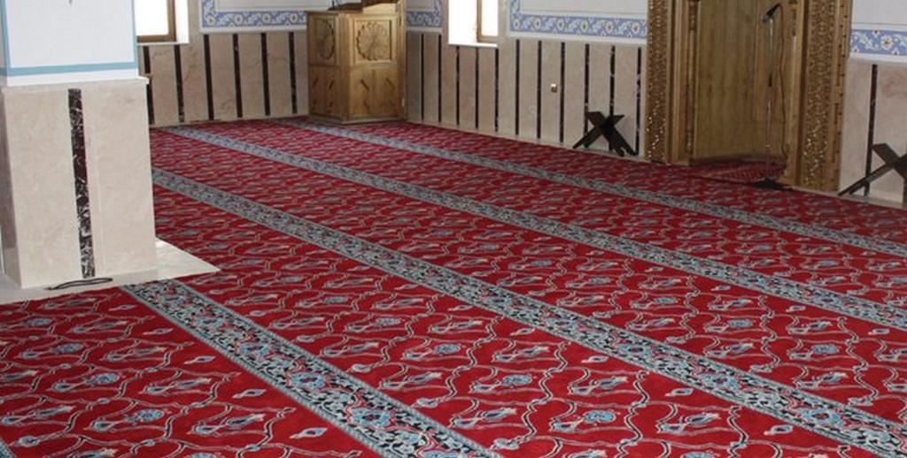 Samur Baskılı 2.100 Gr Cami Halısı